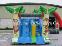 2015 Newest Amazing Kids Bed Slide/inflatable buncer