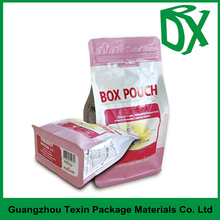 Brand new design!! Customizable plastic resealable bag for food packaging