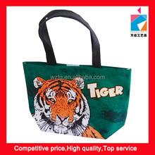 Recycle PP Laminated Non Woven Shopping Bag Design