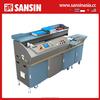 sansin988V Y8 A3 automatic glue binder machine