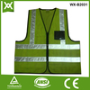 factory / suppliers polyester fabric class2 tape made fluo reflective outdoor vest