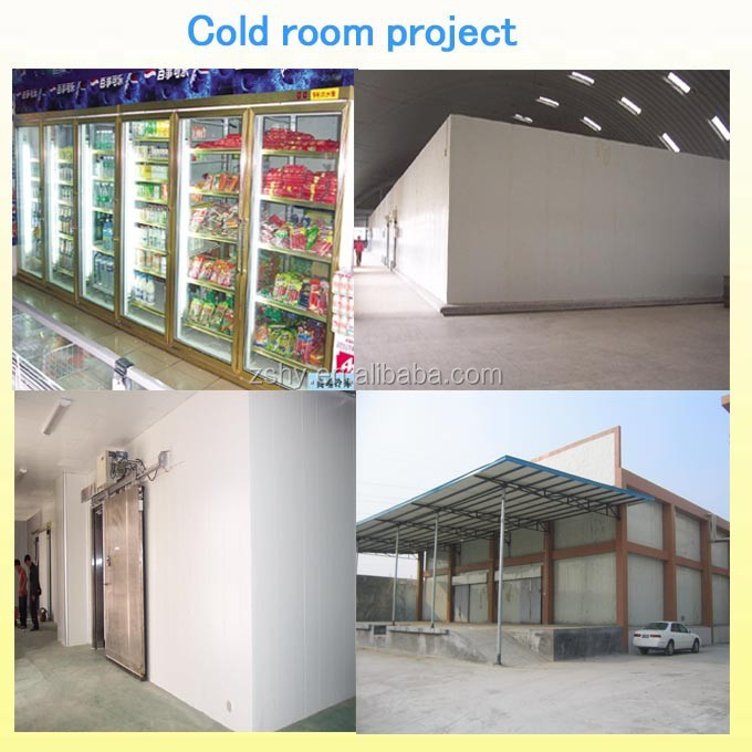 Concrete floor cold room for heavier products view for Are concrete floors cold