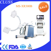 Good quality 3.5kW mobile Digital C-arm System x-ray machine types MS-XR300B