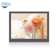 industrial 10.1 inch VGA/BNC*6 LCD monitor 1366 *768 open frame /kiosk/wall