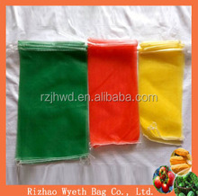 hdpe plastic netting finished Bags wholesale for packaging