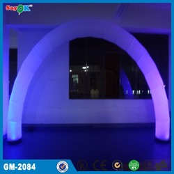 cheap lighting inflatable advertising arch for sale inflatable arch rental