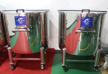 stainless steel kerosene storage tank top type, convenient movable