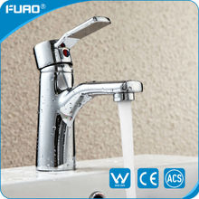 Classic single lever basin tap hot cold water tap