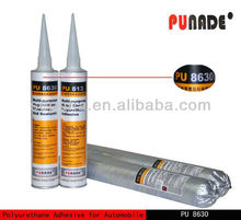 Windshield Polyurethane Adhesive ,functional PU sealant and adhesive for auto