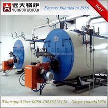 Gas/oil steam output industrial milk boiler ,boiler for milk industry