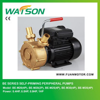 BE Series Self-priming Peripheral Pumps