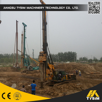 digging equipment KR125A, drill rig