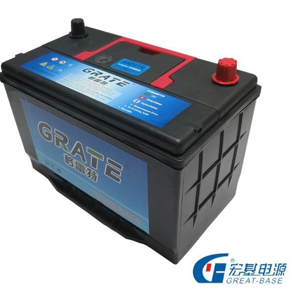 Small Car Battery : Small car batteries v ah lead acid maintenance free