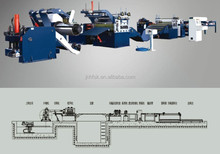 Cut to length line/cut to length machine