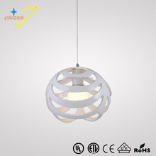 GZ50004-1 lounge lights hotel lamp chandelier zhongshan white color resin wholesale moroccan lanterns