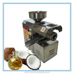 high quality coconut oil press machine/press coconut oil machine/coconut oil machine