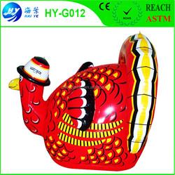 Inflatable Huge Turkey Model For Thanksgiving Promotion