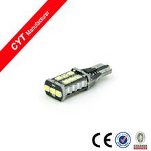 Super Bright T15 4w 3528 15SMD White COB Canbus Led Car Light Brake Light Auto bulb