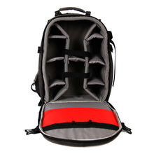 Deluxe Digital Camera/Video Padded Backpack, with tripod strap camera bag for Canon, Sony, Nikon, Olympus