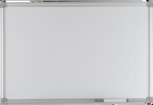 fridge magnetic whiteboard on fridge