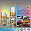 High heat spray paint/ aerosol/quick dry spray paint/handy small can spray paint