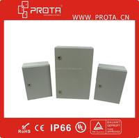 IP66 Waterproof Metal Steel Electric distribution Panel Boxes