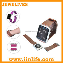 Genuine leather watch band for apple watch,For apple watch band strap