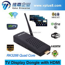 Vplus 34-6R android 4.4 quad core rk3288 mini pc rk3288 dongle