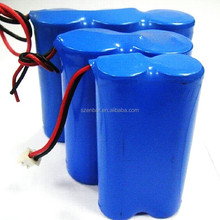 3.6V CC Size Lithium Thionyl Chloride Battery ER261020 for Oil Drilling Machine
