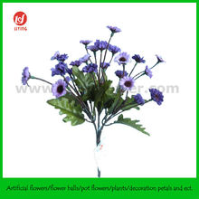 "11"" Bush Artificial Flower for Basket Flowers (25 heads)"
