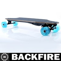 Backfir 2015 New Design electric skateboard 800w Professional Leading Manufacturer