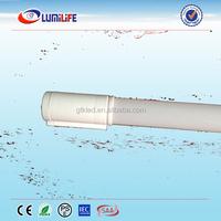 Patent- LED Tube SnapIn Detachable Driver 4FT Led Tube Light Fixture With 18W LED Tube