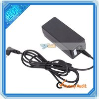 For Acer Aspire One ZG5 AC Adapter AoA110-1722 (19V 1.58A 30W 1.7*5.5mm)Two Jacks Black (N6312)