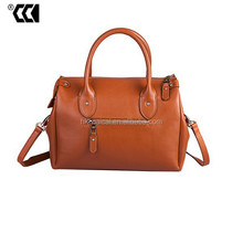 2015 Hot sale Leather satchel, Fashion Ladies cow leather bag