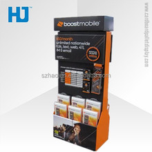 cell phone accessory display stand, display stand for mobile accessories