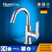 New individual basin faucet deck-mount happily diana faucet brass chrome royal lab faucets HY-1021
