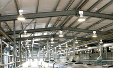 400w led high bay light fixture / led industrial high bay light / led high bay