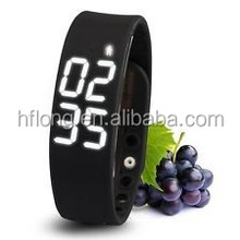 2015 Health Fitness Tracker Watch Wristband Bracelet Sports Exercise Sleep Colorful