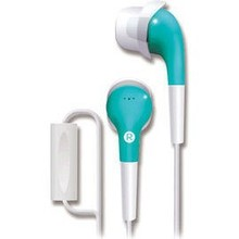 Mobile phone earphone for smartphone with speaker