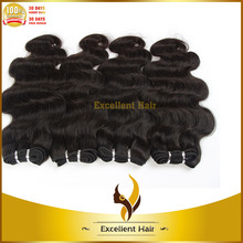 Unprocessed remy brazilian hair attachment for braids