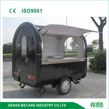 factory price. snack customized food trailer for sale