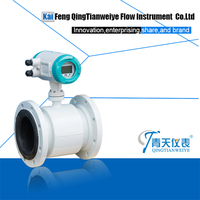 industrial water flow automatic controller