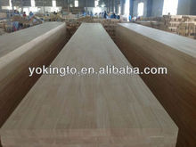 Finger joint board pine wood lumber price