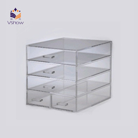 New 20 Pieces Acrylic Fashion Jewelry Watch Display Stand Showcase Holders Acrylic Watches Showcase Show Case Holder