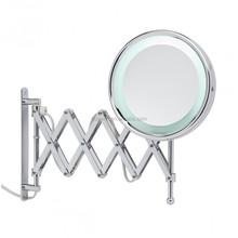 Hot sale decorative chrome antique mirror wall
