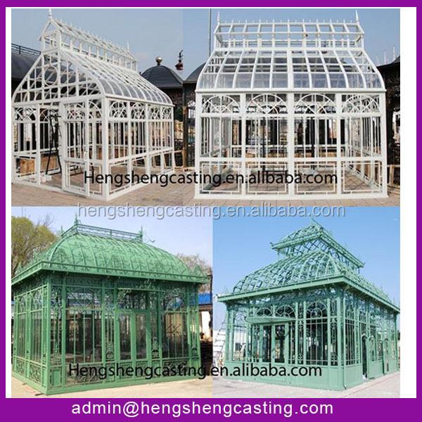 Victorian Greenhouse Vintage Garden Greenhouse Victorian