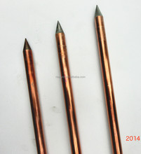 copperweld steel ground rod for anti thunder device