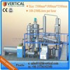 VTS-DP Water Cooling System Waste Oil Vacuum Distillation Unit