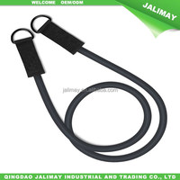 Gymnastics latex resistance training bands