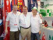 2016 Euro world cup football fan gift brand car key usb flash drive